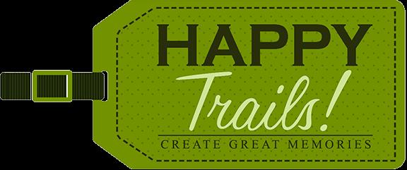 Happy Trails! Asia